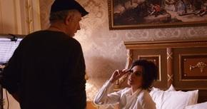 Fernando Trueba rueda en Madrid su nueva película, 'La Reina de España'