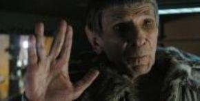 Leonard Nimoy podría ser de nuevo Spock en 'Star Trek'