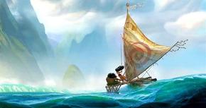 'Moana', la próxima película de Disney