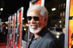Morgan Freeman, premio Cecil B. DeMille en los Globos de Oro