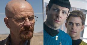 Paramount quiere a Bryan Cranston para ser el villano de 'Star Trek 3'