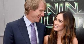 Premiere de 'Ninja Turtles' en Los Ángeles con Megan Fox y Michael Bay