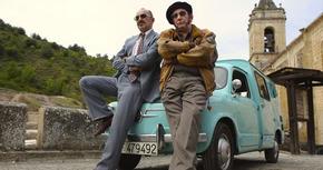 Primera imagen de 'Rey Gitano', la nueva película de Juanma Bajo Ulloa