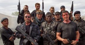 ¿Quién es quién en 'Los mercenarios 3'?