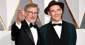Steven Spielberg volverá a contar con Mark Rylance para su nueva película