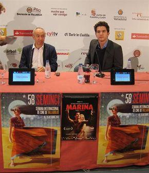 Stijn Coninx ha presentado 'Marina' en la Seminci