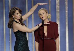 Tina Fey y Amy Poehler, de nuevo las presentadoras de los Globos de Oro