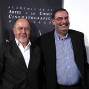 Bigas Luna y Enrique González-Macho exponen sus ideas para la Academia