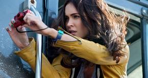 April O'Neal, la resurrección de Megan Fox en el cine