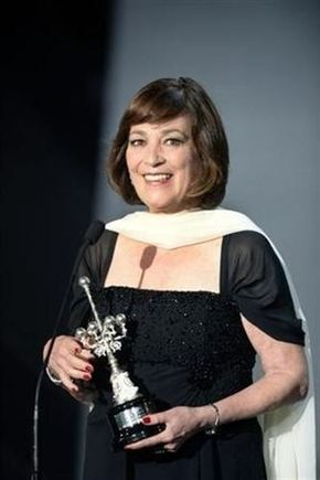 Carmen Maura, Premio Donostia en el Festival de cine de San Sebastián