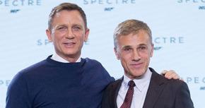 Christoph Waltz no será el villano de 'Spectre'