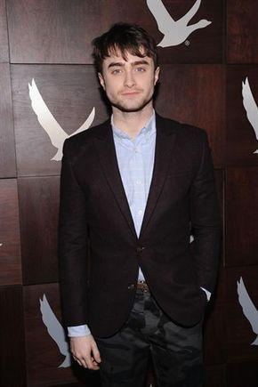 Daniel Radcliffe será Sebastian Coe en 'Gold'