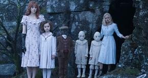 'El hogar de Miss Peregrine para niños peculiares' conquista la taquilla española