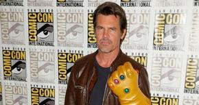 Josh Brolin será Thanos en 'Los Vengadores: Infinity War'