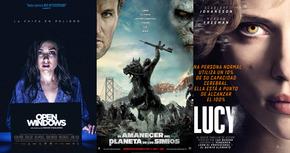 Las 10 películas que no te puedes perder este verano