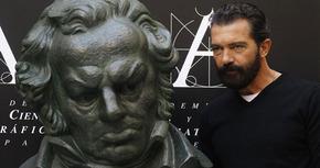 Para Antonio Banderas recibir el Goya Honorífico es un estímulo