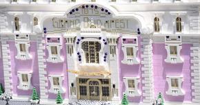 Presentan la versión LEGO de 'El Gran Hotel Budapest'