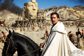 Primera imagen oficial de Christian Bale en 'Exodus'