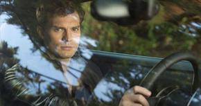 Primera imagen oficial de Christian Grey