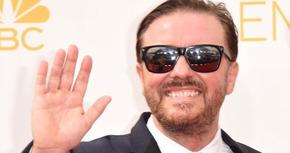 Ricky Gervais volverá a presentar los Globos de Oro