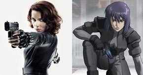Scarlett Johansson, la favorita para protagonizar 'Ghost in the Shell'