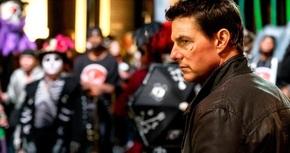 Tom Cruise regresa a la acción en 'Jack Reacher: Nunca vuelvas atrás'