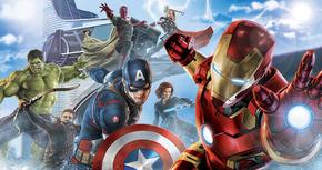 'Vengadores: La era de Ultrón', gran estreno del puente de mayo