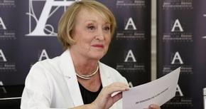 Yvonne Blake presentará su candidatura para presidir la Academia de Cine