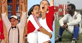 10 películas de fútbol para preparar el Mundial de Brasil