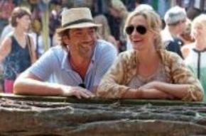 Javier Bardem y Julia Roberts, juntos en la comedia romántica 'Come, reza, ama'