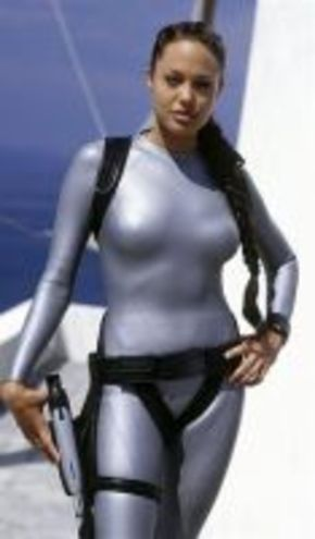 Angelina Jolie, la inspiración de Whedon para su Wonder Woman