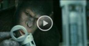 Primer tráiler de 'Rise of the Planet of the Apes'
