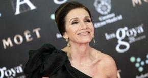 Ana Belén recibirá su Goya de Honor el martes 17 de enero