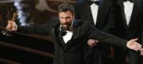 'Argo' gana el Oscar a la mejor película