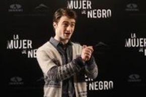 Daniel Radcliffe estuvo en España para promocionar 'La mujer de negro'