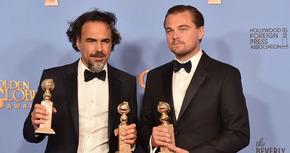 'El Renacido', la gran triunfadora de los Globos de Oro 2016