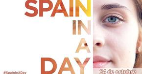 Gran acogida de 'Spain in a day', más de 5.200 vídeos en el primer fin de semana