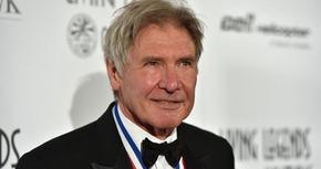 Harrison Ford cumple 73 años