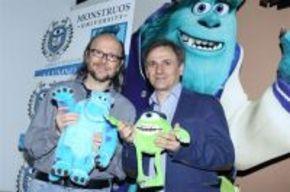 José Mota y Santiago Segura, juntos de nuevo en 'Monstruos University'