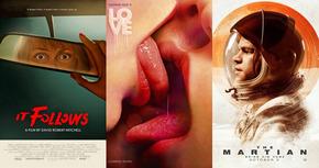 Los 10 mejores carteles de películas de 2015