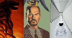 Los 20 mejores pósters de películas de 2014