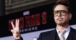 Robert Downey Jr., el actor mejor pagado del mundo por tercer año consecutivo