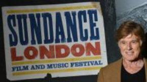 Robert Redford, en el Festival de Sundance London
