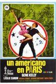 Cartel de Un americano en París