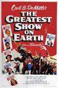 Cartel de El mayor espectáculo del mundo