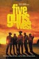 Cinco pistolas