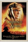 Cartel de Lawrence de Arabia