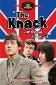 Cartel de El knack... y cómo conseguirlo