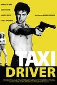 Cartel de Taxi Driver