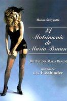 El matrimonio de María Braun